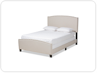 Bed | Bedroom Furniture | Affordable Modern Design | Baxton ...