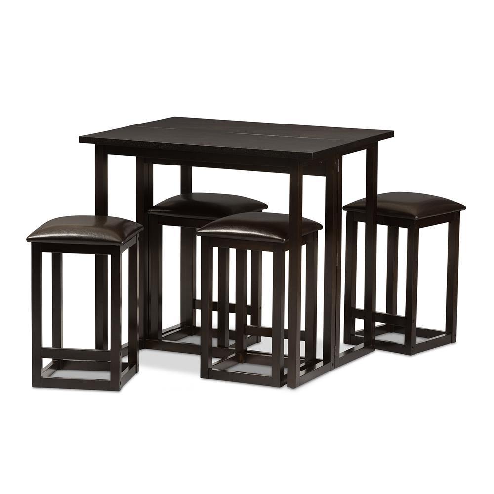 Bar Table Sets Bar Furniture Affordable Modern Design Baxton