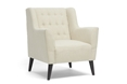 Baxton Studio Berwick Beige Linen Arm Chair Baxton Studio Berwick Beige Linen Arm Chair, BH-63902-Beige, Baxton Studio Affordable Modern Design