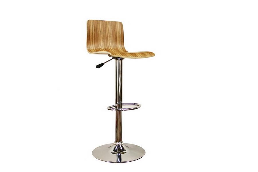 Lidell Modern Wood Adjustable Height Swivel Bar Stool | Affordable Modern Design | Baxton Studio  sc 1 st  Baxton Studio & Lidell Modern Wood Adjustable Height Swivel Bar Stool | Affordable ... islam-shia.org
