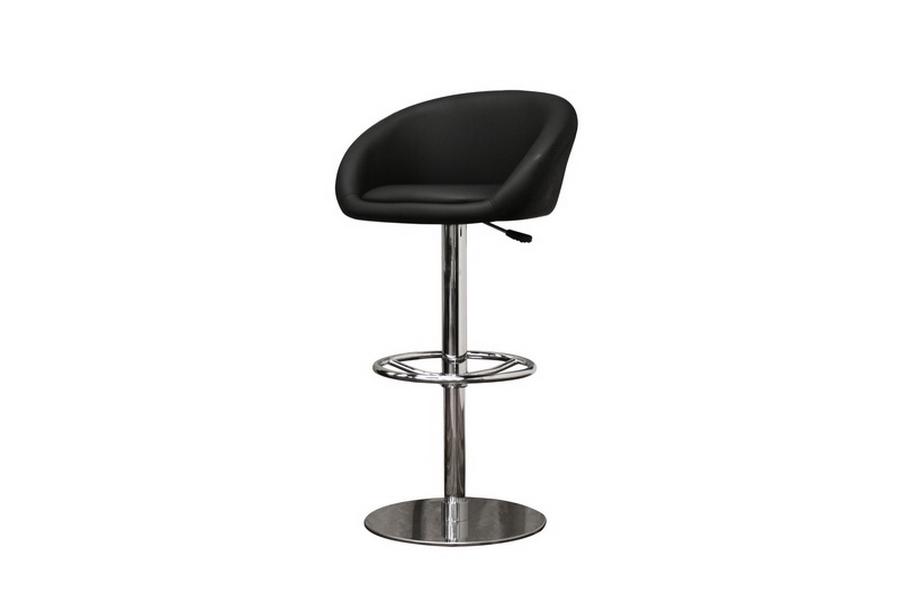 baxton studio ashlie black faux leather modern bar stool ashlie black faux leather modern bar stool