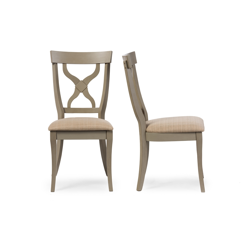 Baxton studio wholesale dining chairs wholesale dining for X back dining room chairs