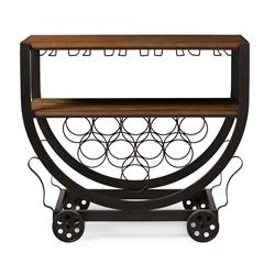 Kitchen Carts Dining Room Bar Furniture Affordable Modern Design Baxton Studio