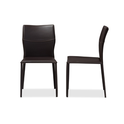 Dining Chairs Brown dining chairs | dining room furniture | affordable modern design