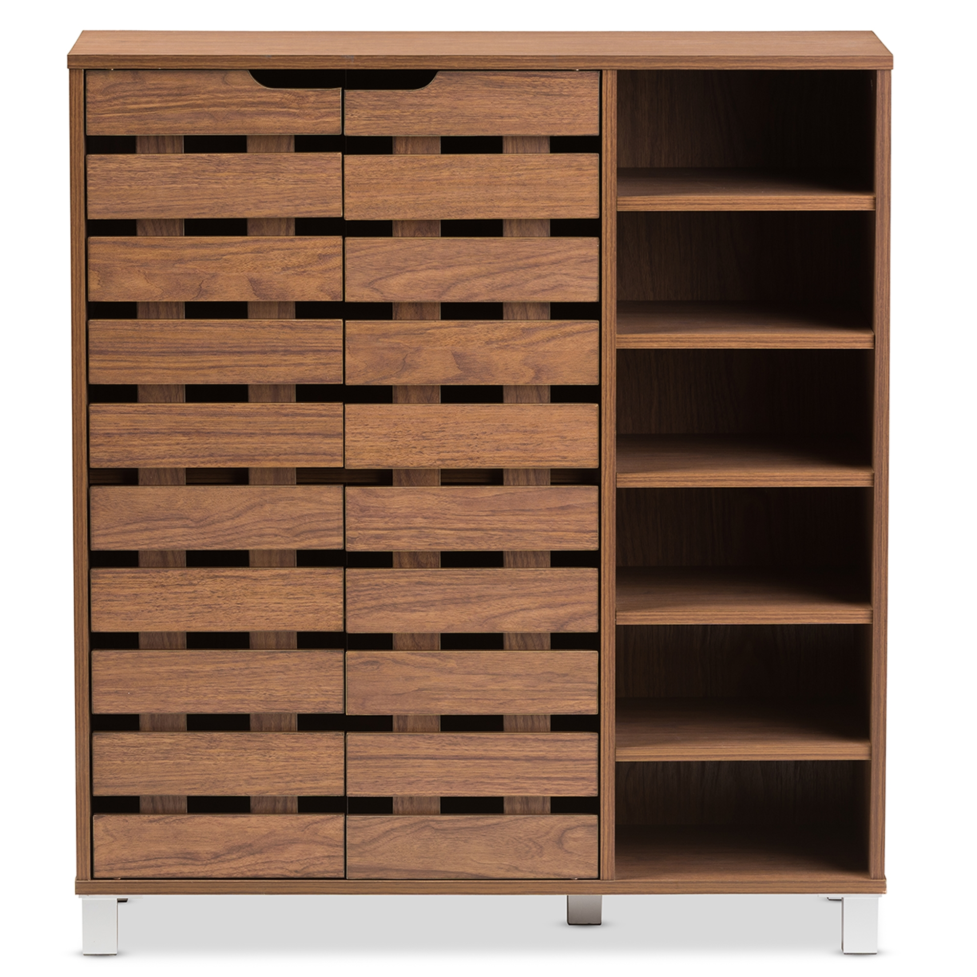 Baxton Studio | Wholesale Display Shelves | Wholesale Living Room Furniture  | Wholesale Furniture