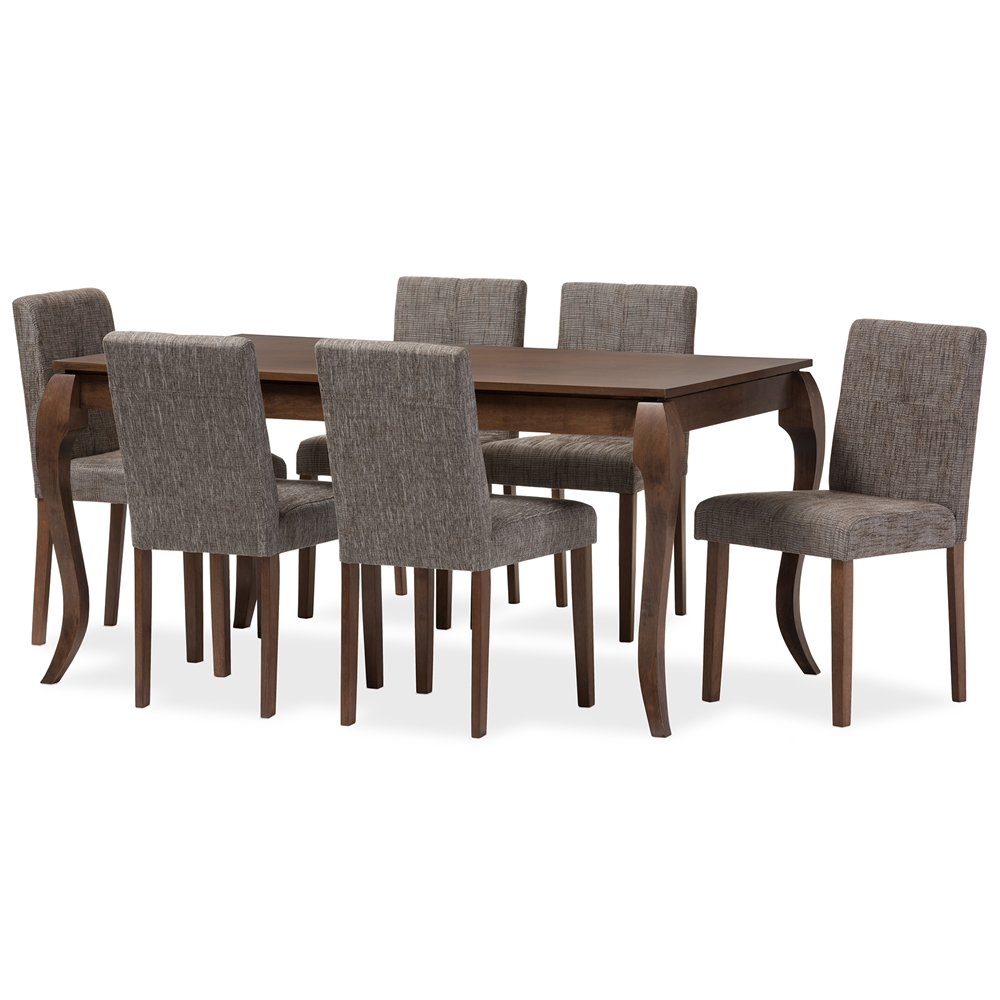 Baxton Studio | Wholesale 7-piece sets| Wholesale dining room ...