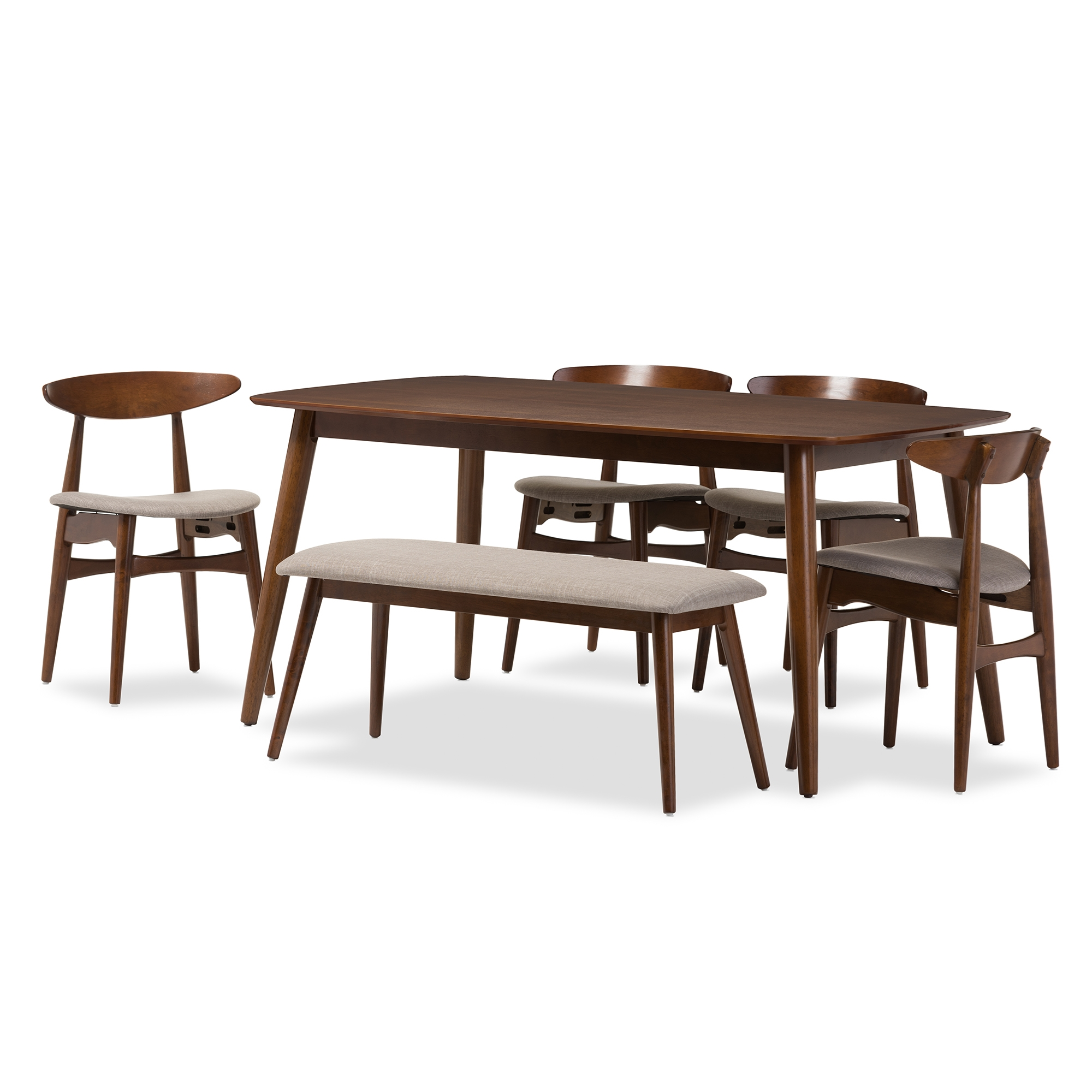Baxton Studio | Wholesale 6 Piece Sets| Wholesale Dining Room Furniture | Wholesale  Furniture