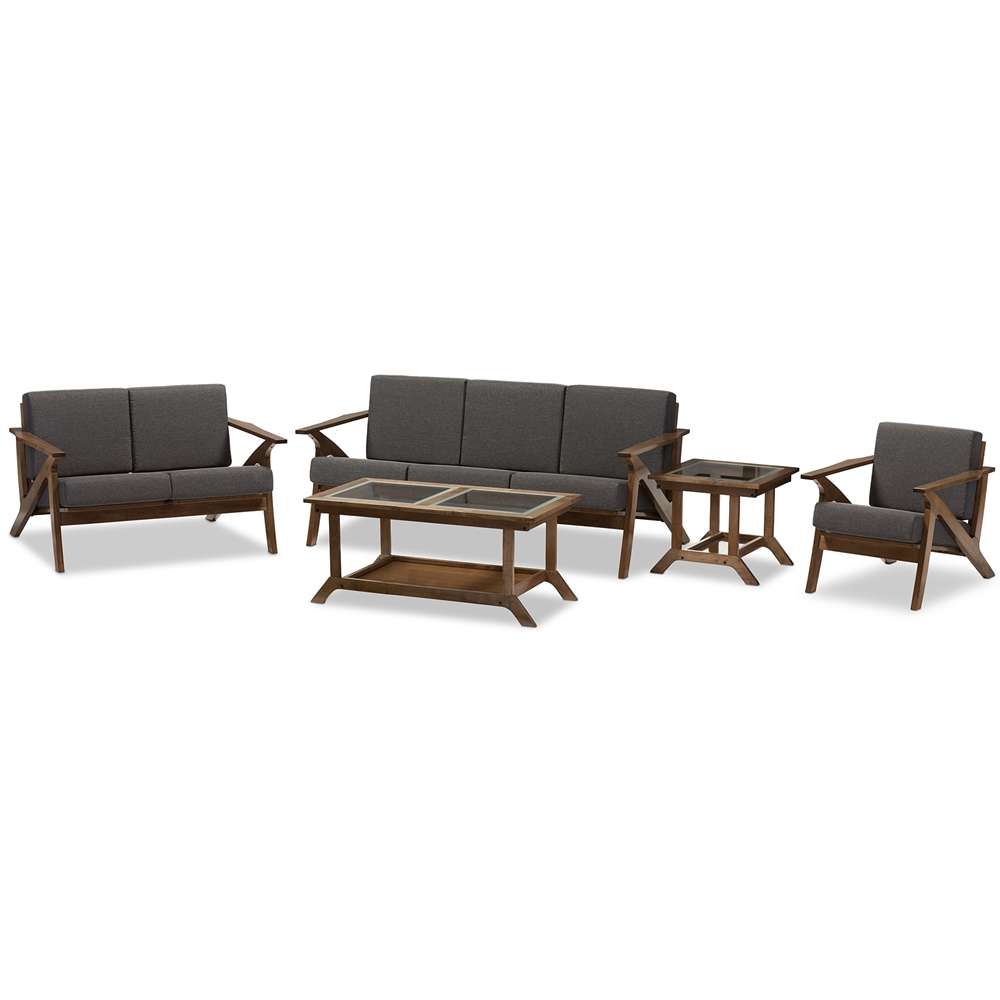 Living Room Furniture Walnut Wood baxton studio | wholesale sofa sets | wholesale living room