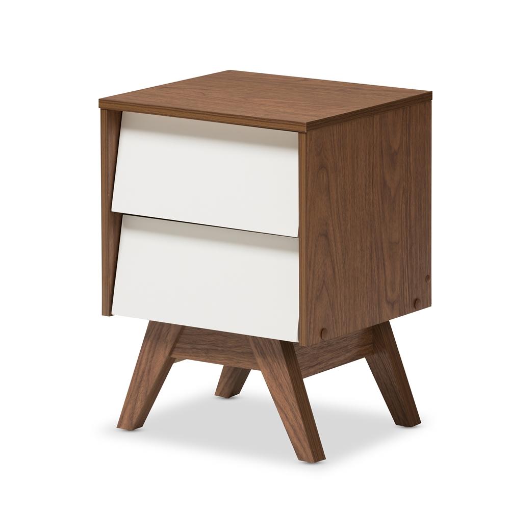 Popular 225 list walnut nightstand for Modern wholesale furniture