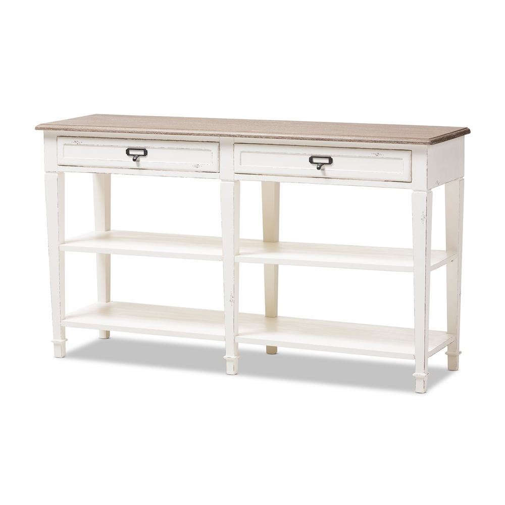 Whole Console Table
