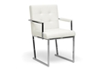 Bruce Walnut And Black Modern Office Chair Affordable