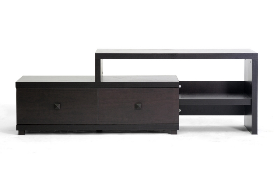 Blythe Modern Asymmetrical Tv Stand Affordable Modern Design