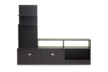 Entertainment Centers Bookcases Living Room Furniture Affordable Modern Design Baxton Studio