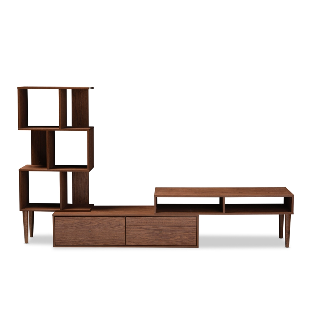 Baxton Studio Whole Tv Stands