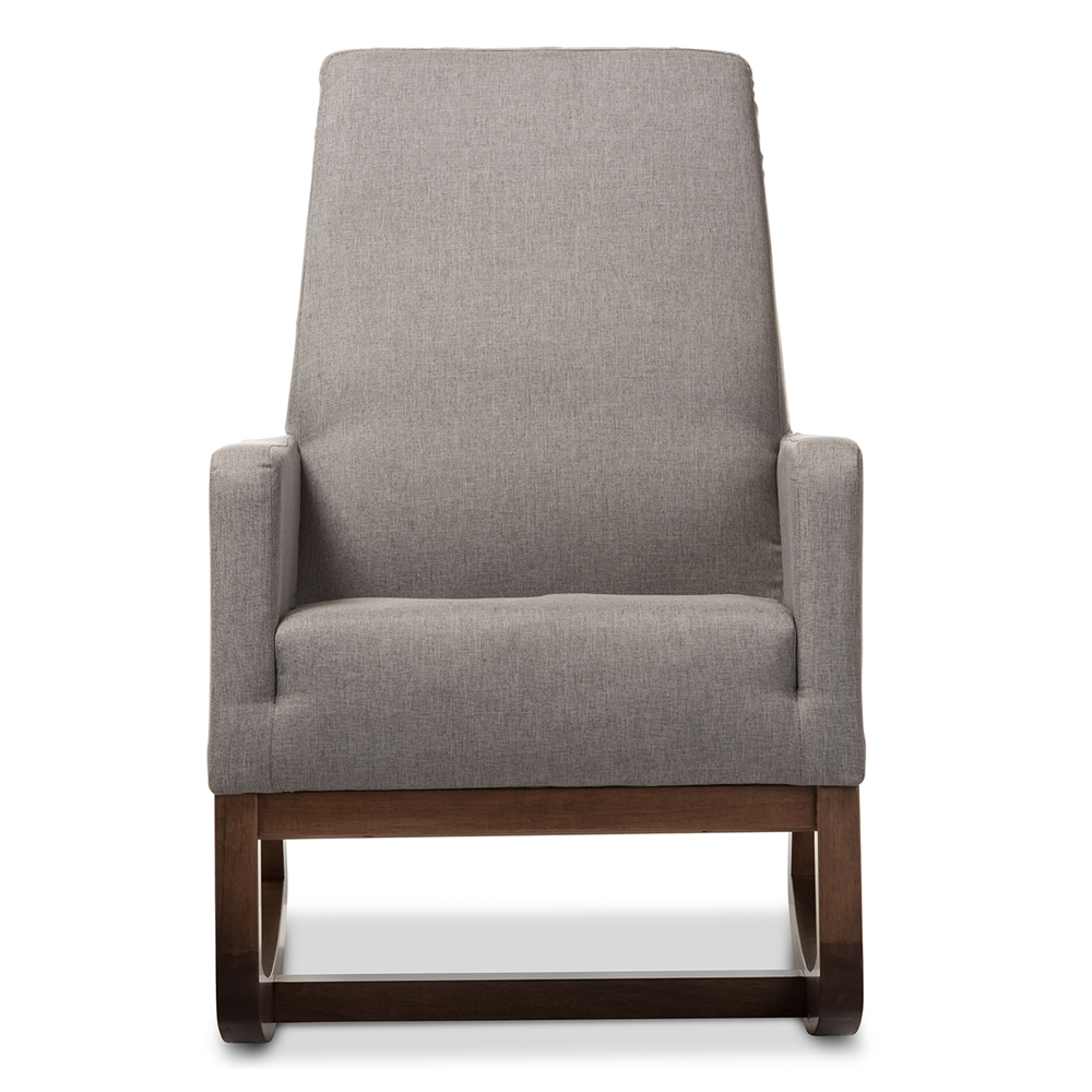 Baxton Studio Whole Rocking Chairs Living Room Furniture